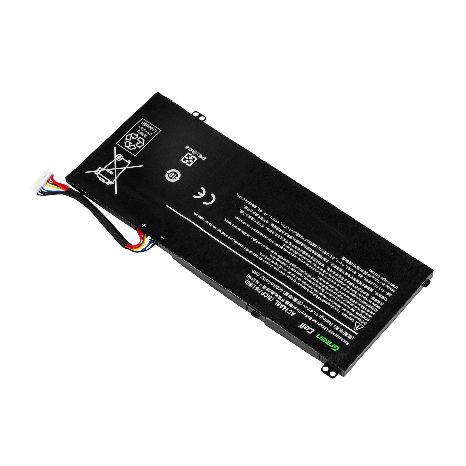 akut Acer Aspire V15 Nitro VN7-571G-52PE VN7-571G-55ZA(yhteensopiva)