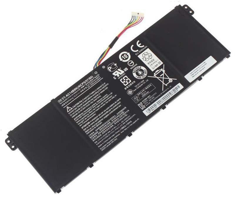 akut Acer C14B8K AC14B7K AC14B3K (yhteensopiva)