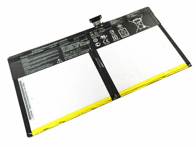 akut C12N1435 ASUS Transformer Book T100HA 2 in 1 Touchscreen 30Wh (yhteensopiva)