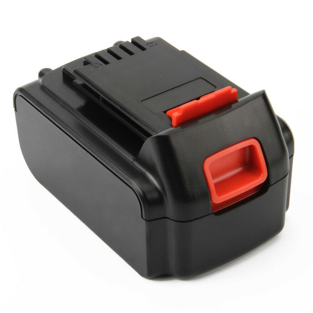 akut LBXR20 20V 5.0AH MAX Matrix Li-Ion Black & Decker LCS1620 LBX20 LB20 (yhteensopiva)