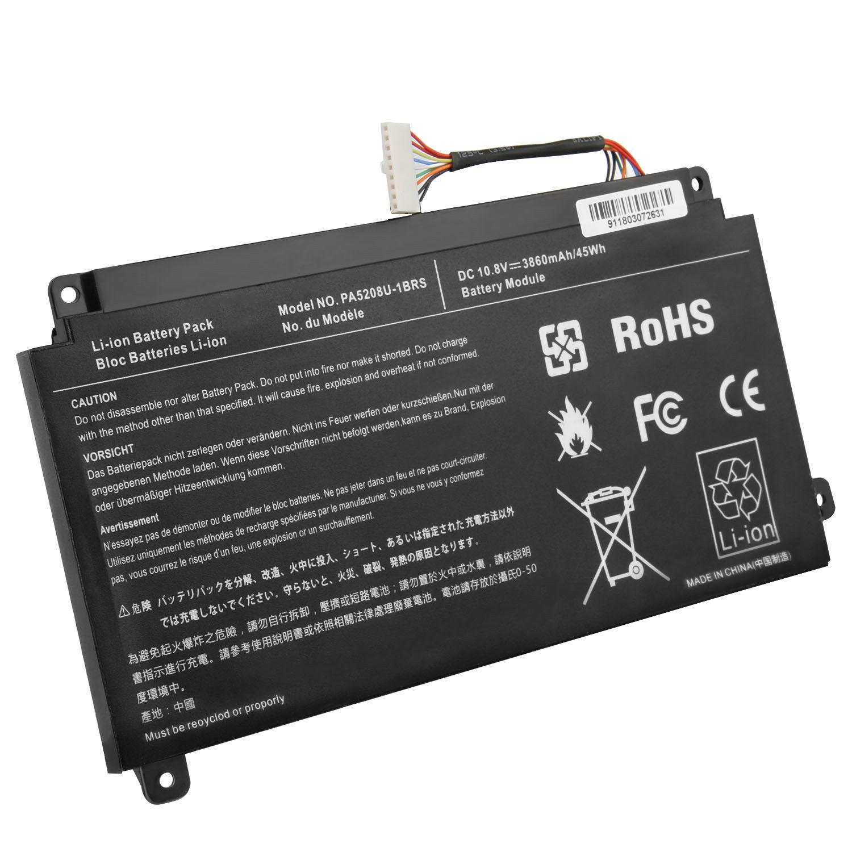 akut PA5208U_1BRS Toshiba Chromebook E45W P55W CB35-B3121 (yhteensopiva)