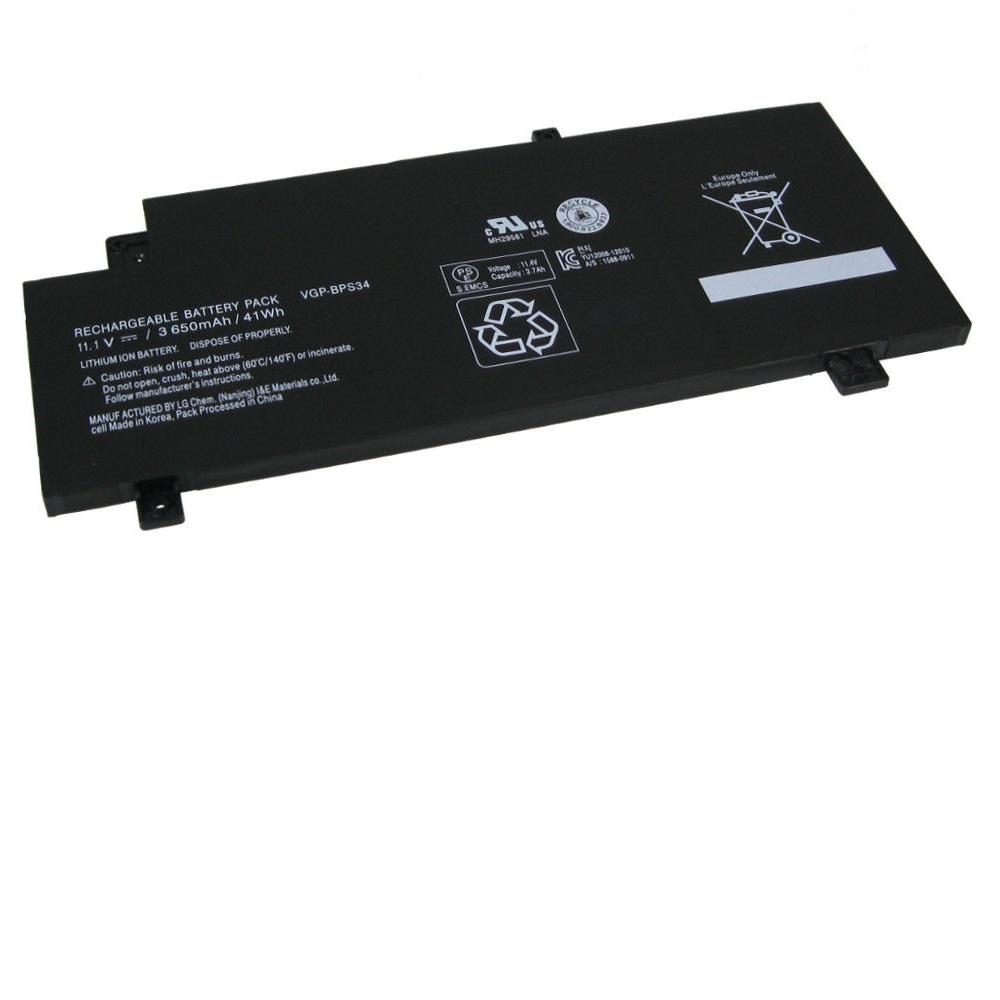akut Sony Vaio Fit 15 SVF15A1C006W SVF15A1C5E SVF15A1C5EB (yhteensopiva)